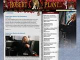 ロバート・プラントオフィシャルサイト
