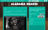 新人バンド、アラバマ・シェイクスの音源が良い感じです。