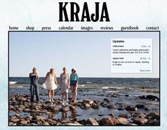 北欧スウェーデン出身の4人組女性アカペラグループ、クラヤ。要注目アーティストです。