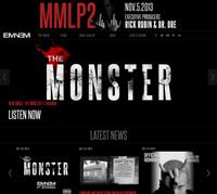 11月2日付け、Billboard TOP 100-Eminemの新曲がチャートイン